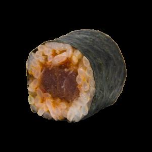 Maki de atún picante