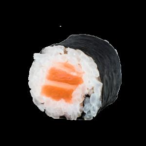 Sake maki de salmón