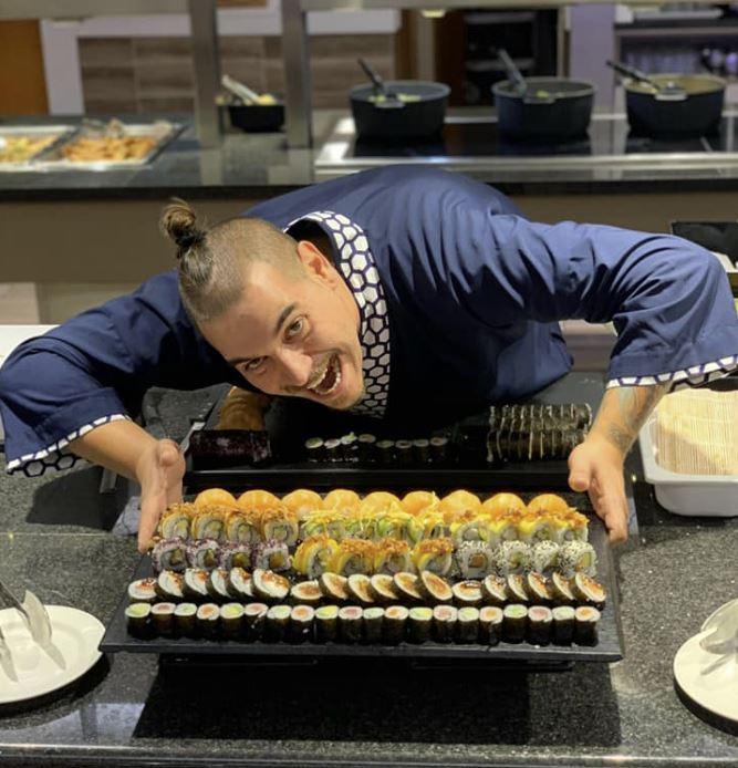 catering de sushi en tenerife