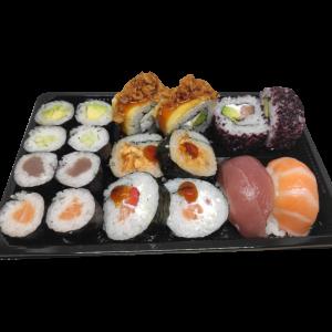 Combo de Sushi variado 18 piezas