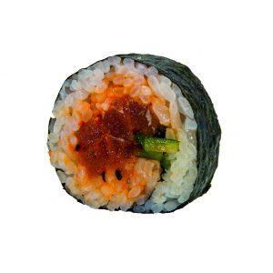 futomaki tartar de atún