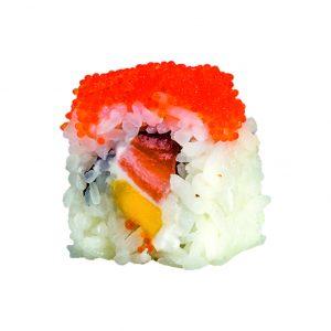 uramaki de salmón
